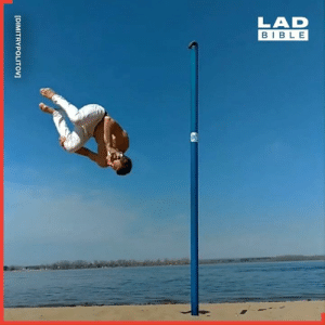 This guy is displaying some ridiculous levels of strength right here 💪👏: LAD  BIBLE  [DIMITRYPOLITOV This guy is displaying some ridiculous levels of strength right here 💪👏