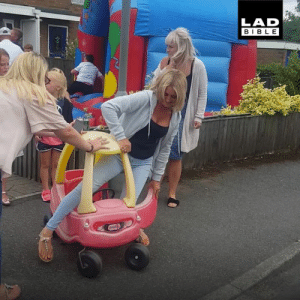 Here's to our mums, the source of so much comedy! Happy Mother's Day! 😂: LAD  BIBLE Here's to our mums, the source of so much comedy! Happy Mother's Day! 😂