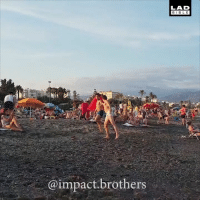 Memes, Bible, and 🤖: LAD  BIBLE  @impact.brothers Who are you trying the 'Human Carthweel' with? 😂👇 - @impact.brothers