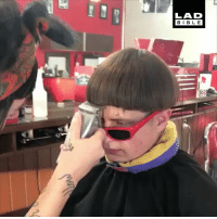 Some lads really know how to rock a bowl cut 💈👇 - @olivertree: LAD  BIBLE Some lads really know how to rock a bowl cut 💈👇 - @olivertree