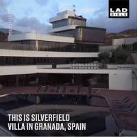 Dank, Vision, and Airbnb: LAD  BIBLE  THIS IS SILVERFIELD  VILLA IN GRANADA, SPAIN This is the dream Airbnb for you and your mates... 😎☀️  Video Vision 360