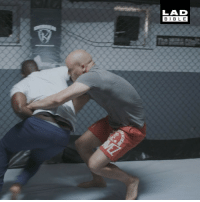 Memes, Ufc, and Bible: LAD  BIBLE This UFC fighter attempts to take down 5 lads in 15 seconds 😳👊