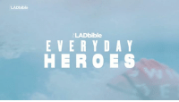 """Dank, Bible, and Heroes: LADbible  LAD bible  EVERY DAY  HEROES """"You know, men are out here taking their own lives simply because they feel like it's an easier, you know, option than actually talking to someone."""" – these guys founded 'Swim Dem' in 2013 to do more than just get people physically active. #UOKM8"""