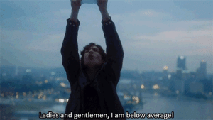 Tumblr, Blog, and Com: Ladies and gentlemen, I am below average! brian-jpeg:  perks of being a wallflower //same.