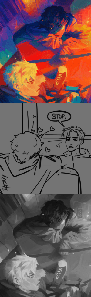 ladvy: (don't repost) neil, heart eyes, josten: ladvy: (don't repost) neil, heart eyes, josten