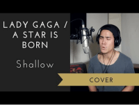iglovequotes:Beautiful 3: LADY GAGA  A STAR IS  BORN  Shallow  COVER iglovequotes:Beautiful 3