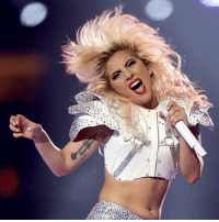 """Love, Memes, and Music: Lady Gaga's fans have been sending messages of love and support to the star. She's been forced to cancel the last 10 dates of the European leg of her world tour due to """"severe pain"""". Gaga says she's """"devastated"""", fans responded by telling her to get well soon and put herself first. PHOTO: Ronald Martinez-Getty @ladygaga ladygaga music love fan bbcnews"""