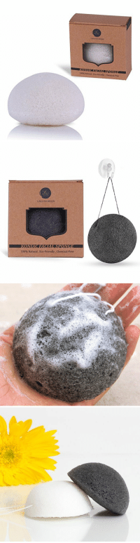 Anaconda, Massage, and Tumblr: LAGUNAMOON  100% Natural . Eco-Friendly , Chemical-Free   LAGUNAMOON  KONIACFACIAL SPONG  100% Natural , Eco-Friendly, Chemical-Free chopchipchee: Konjac Activated Charcoal Facial Cleansing Sponge  Black  //  White Discount code:     NY2018   (20% off)  Konjac can be used for facial massage accessories which are currently popular in worldwide. Most commonly this is through the use of a konjac sponge, which is unique in that it can be used on sensitive skin that may become easily irritated with more common exfoliating tools (such as a loofah or washcloth).