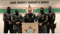 Office, I Am Very Badass, and Law: LAKE COUNTY SHERIFF'S OFFICE