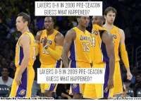It's happened BEFORE!