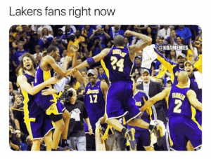 [BREAKING] Anthony Davis traded to Lakers in blockbuster deal: bit.ly/ADtoLakers: Lakers fans right now  @NBAMEMES  24  FHAMLER  2  17 [BREAKING] Anthony Davis traded to Lakers in blockbuster deal: bit.ly/ADtoLakers