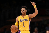 Lakers overcome the Nuggets 120-116 behind D'Angelo Russell's impressive return, setting his career high in assists with 10 dimes along with 22 points and 7 boards.  #BhartiyaMamba #WWLG4L: LAKERS Lakers overcome the Nuggets 120-116 behind D'Angelo Russell's impressive return, setting his career high in assists with 10 dimes along with 22 points and 7 boards.  #BhartiyaMamba #WWLG4L