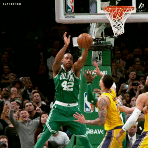 Rondo's game winner against the Celtics last season🔥🔥  (🎥 @Lakers).  https://t.co/NEBCuGDjE8:  #LAKESHOW  SPALDING  A NG  BOSAN  42  NBA  ABAVC Rondo's game winner against the Celtics last season🔥🔥  (🎥 @Lakers).  https://t.co/NEBCuGDjE8