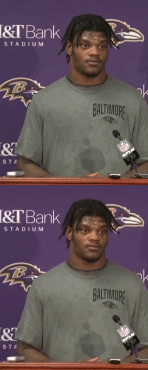 Lamar Jackson reflects on the @Ravens' historic season.  What a year for No. 8. 👏 #RavensFlock @lj_era8 https://t.co/3LanfVpDzm: Lamar Jackson reflects on the @Ravens' historic season.  What a year for No. 8. 👏 #RavensFlock @lj_era8 https://t.co/3LanfVpDzm