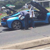 Bmw, Memes, and Humble: Lambo what??? Ferra what??? BMW what???? Scarcity doesn't care Fuel scarcity will humble you You're in Nigeria 🇳🇬 oh krakstv fuelscarcity