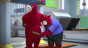 nunown:  trans-hank-hill:  This commercial for Charmin Ultra-Strong has horrifying implications. The fact that there is a security checkpoint for the bear airport (or should I say,bearport) implies that there are certain bears who have malicious intent to blow up the bearplanes. There arebearroristsin this universe that aspire to destroy things that these ass-wiping mammals hold near and dear.  that bear is naked : LAME  Subscribe  39 nunown:  trans-hank-hill:  This commercial for Charmin Ultra-Strong has horrifying implications. The fact that there is a security checkpoint for the bear airport (or should I say,bearport) implies that there are certain bears who have malicious intent to blow up the bearplanes. There arebearroristsin this universe that aspire to destroy things that these ass-wiping mammals hold near and dear.  that bear is naked