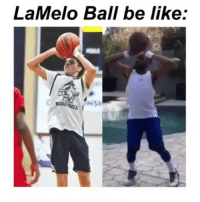 The end accurate asf😂 - Via - - ( @BdotAdot5 ) @lit.replays 💯 - Follow @dunkfilmz for more!: LaMelo Ball be like: The end accurate asf😂 - Via - - ( @BdotAdot5 ) @lit.replays 💯 - Follow @dunkfilmz for more!