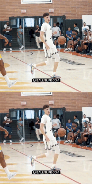 LaMelo Ball is TOO SMOOTH https://t.co/Q6d5FV79lN: LaMelo Ball is TOO SMOOTH https://t.co/Q6d5FV79lN