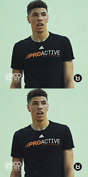 LaMelo Ball playing 5v5 scrimmages vs NBA & Overseas Pros @RicoHinesBball https://t.co/BXA7I8709Y: LaMelo Ball playing 5v5 scrimmages vs NBA & Overseas Pros @RicoHinesBball https://t.co/BXA7I8709Y