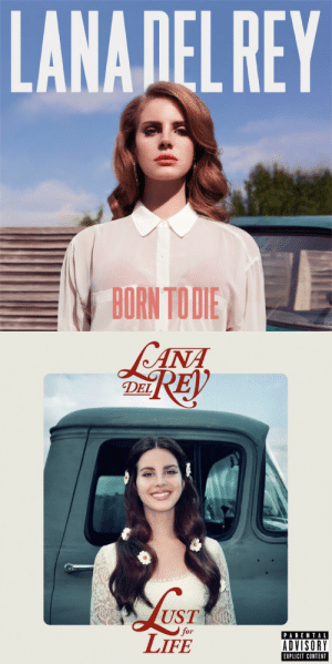 College, Life, and Target: LANADELREY  BORN TODIE   CANA  DEL  UST  for  PARENTAL  LIFE  ADVISORY  EXPLICIT CONTENT loveorfame: ihateladygaga: I CANT DEAL WITH THIS GLOW UP me before and after finishing college