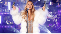Mariah Carey, Shit, and Tumblr: lancecil: c-bassmeow:  I feel like this is how Mariah Carey looked like when she recorded her new single A No No  (buy and stream it now!) cus that shit violently slaps