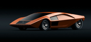 [Lancia Stratos HF Zero] Here's a picture of one of the ancestors of cybertruck who never made it to the market.: [Lancia Stratos HF Zero] Here's a picture of one of the ancestors of cybertruck who never made it to the market.