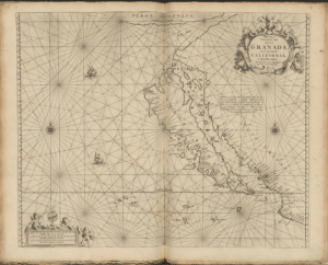 land-of-maps:  Map of California from When It Was Thought to be an Island (1676) [2400x1936]: land-of-maps:  Map of California from When It Was Thought to be an Island (1676) [2400x1936]
