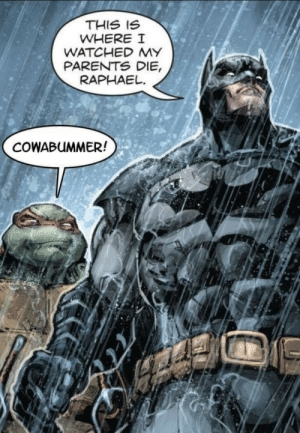 landturtlealyce:  chatalyst:  megatraven:   landturtlealyce:  thefingerfuckingfemalefury:  charismatic-hothead: God I fucking hope this made it into the movie <3 I share with you all, the greatest Batman panel that has ever appeared in any published comic book in human history <3  This belongs in a museum  :D  @megatraven​ this is the most cursed thing I've ever had to stop myself from drawing  LMAOO IM GLAD    Don't be shy @landturtlealyce … do it  ok but you asked for this @chatalyst​ @megatraven​ : landturtlealyce:  chatalyst:  megatraven:   landturtlealyce:  thefingerfuckingfemalefury:  charismatic-hothead: God I fucking hope this made it into the movie <3 I share with you all, the greatest Batman panel that has ever appeared in any published comic book in human history <3  This belongs in a museum  :D  @megatraven​ this is the most cursed thing I've ever had to stop myself from drawing  LMAOO IM GLAD    Don't be shy @landturtlealyce … do it  ok but you asked for this @chatalyst​ @megatraven​