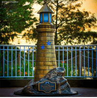 Disney, Disney World, and Memes: Lane Thomas Foundation  The Lane Thomas Walt Disney World unveiled a statue of a lighthouse to honor a 2-year-old Nebraska boy who was killed by an alligator last year.