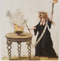 Lit, Titties, and Tumblr: lapiscat:cauldron: lit hair: wild torch: up spell: manifesting titties: out