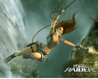 Tomb Raider Legend: LARA CROFT  N D Tomb Raider Legend