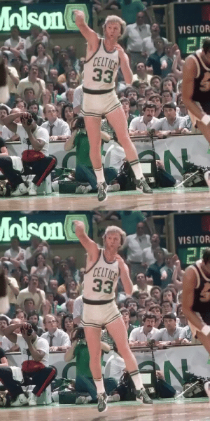 Larry Bird gave out buckets to everyone https://t.co/BR8U1ciSvC: Larry Bird gave out buckets to everyone https://t.co/BR8U1ciSvC