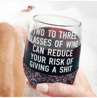 How freakin' cute are @ashleybrookeboutique's glitter bottom, stemless wine glasses? 🍷💁🏼 use code XMASJULY17 for 10% off sitewide at www.ashleybrookeboutique.com 🎉 ashleybrookeboutique momboss wine wineo siphappens cheers: LASSES OF WINE  CAN REDUCE  YOUR RISK OF  GIVING A How freakin' cute are @ashleybrookeboutique's glitter bottom, stemless wine glasses? 🍷💁🏼 use code XMASJULY17 for 10% off sitewide at www.ashleybrookeboutique.com 🎉 ashleybrookeboutique momboss wine wineo siphappens cheers
