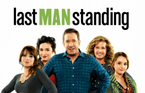 I don't care what side you lean on this show is cringe.: last MANstanding I don't care what side you lean on this show is cringe.
