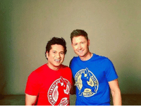 Michael Clarke catches up with Sachin Tendulkar: LASTER Michael Clarke catches up with Sachin Tendulkar