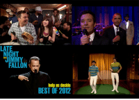 Tumblr, Best, and Help: LATE  NIGHT  UIMMY  WITH  FALLON  help us decide  BEST OF 2012 <p><span>Hey Tumblr, we&rsquo;re putting together a &ldquo;Best Of&rdquo; playlist! </span></p> <p><strong>What&rsquo;s been your favorite part of LNJF this year? (Reply or reblog to give us your two cents.)</strong></p>