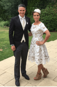 Click, Memes, and 🤖: Latest click of Mr. and Mrs. Kevin Pietersen