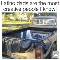 Memes, 🤖, and Ares: Latino dads are the most  creative people know!  APZ There's always a way! 😂 @beinglatino 😂 Beinglatino BeLatino LatinosBeLike LatinasBeLike hispanicsBeLike LatinoProblems HispanicProblems GrowingUpHispanic GrowingUpLatino GrowingUpMexican MexicansBeLike TheStruggle FunnyAF FunnyMeme