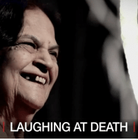 Head, Memes, and Death: LAUGHINGAT DEATH 12 APR: Terminally ill people in India are becoming stand-up comics and performing in front of live audiences in order to confront death head on. standup india BBCNews BBCShorts @bbcnews