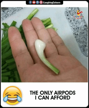 Can Afford: /LaughingColours  LAUGHING  Celewrs  THE ONLY AIRPODS  I CAN AFFORD