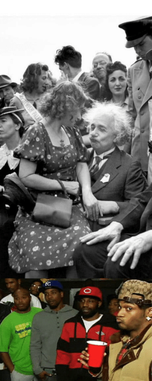 "laughoutloud-club:  Albert Einstein and his "" secretary "": laughoutloud-club:  Albert Einstein and his "" secretary """