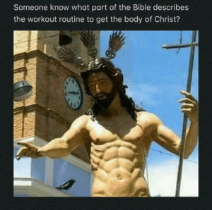 laughoutloud-club:  Jesus Christ, this dude is shredded: laughoutloud-club:  Jesus Christ, this dude is shredded