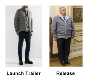 I think that some game studios should do better in the movie business.: Launch Trailer  Release I think that some game studios should do better in the movie business.