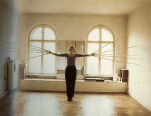 laurenelkin: Rebecca Horn, Two Hands Scratching Both Walls (1974-75). : laurenelkin: Rebecca Horn, Two Hands Scratching Both Walls (1974-75).
