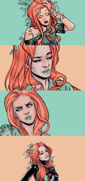lauriestrode:  poison ivy in harley  ivy meet betty  veronica (2017): lauriestrode:  poison ivy in harley  ivy meet betty  veronica (2017)