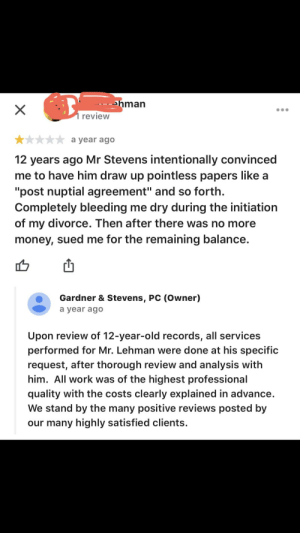 Law firm reviews are a goldmine for these: Law firm reviews are a goldmine for these