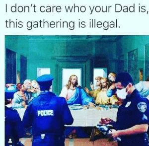 Law is the law: Law is the law
