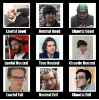 accurate?: Lawful Good  Neutral Good  Chaotic Good  Lawful Neutral True Neutral  Chaotic Neutral  Lawful Evil  Neutral Evil Chaotic Evil accurate?