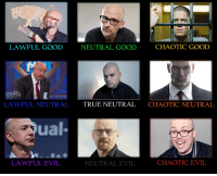 "True, Tumblr, and Blog: LAWFUL GOOD  NEUTRAL GOOD  CHAOTIC GOOD  T.  il  LAWFUL NEUTRAL  TRUE NEUTRALCHAOTIC NEUTRAL  ual  LAWFUL EVIIL  NEUTRAL EVIL  CHAOTIC EVIL <p><a href=""http://pochowek.tumblr.com/post/173896996091/discuss"" class=""tumblr_blog"">pochowek</a>:</p>  <blockquote><p>discuss</p></blockquote>"