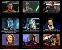 Star Wars A.C.: LAWFUL GOOD  NEUTRAL GOOD  I'm not a wa  or, I'm a soldie  ere's a difference. Wa  ors Remembe  abilities are not inherently good or evil  attack and conquer  ey prey on the weak. Soldiers defend and  it's how you use them  protect the innocent usually fro  Wa  Ors  LAWFUL NEUTRAL  TRUE NEUTRAL  I have thousands of eyes. They stretch across the galaxy and  The conquering of worlds, of course. The final defeat  whenever they see something, Jodo Kastis not far behind.  of the Rebellion. The reestablishment of the glory that  was once the Empire's New Order.  LAWFUL EVIL  NEUTRAL EVIL  Then my fleet could be the most powerful remnant of the  We were business compe  ors. He gambled that he  was smarter  han I. A foolish m  ake. If you cannot affor  Imperial Navy. We can't just wait here any longer. Now  o lose, you shou  not play the game  it's our turn to show them what we can do  CHAOTIC GOOD  Money is the lube that moves the gears of the  universe  CHAOTIC NEUTRAL  I think it's occasionally good for us to remember that being a  smuggler doesn't necessarily require one to be a barbarian,  too.  AND  OVERCONFIDENT  CHAOTIC EVIL  You know, it's been over a century since I killed  a Jed  and  oday, I'll get to kill four of you. Add tha  o the Gungans Ia  ready murdered, the hostages I'm goin  o kill later, and all the  Naboo who w  s a damn good week. Star Wars A.C.